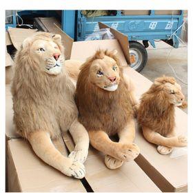 Mô hình sư tử nhồi bông hàng quảng châu đủ size giá sỉ