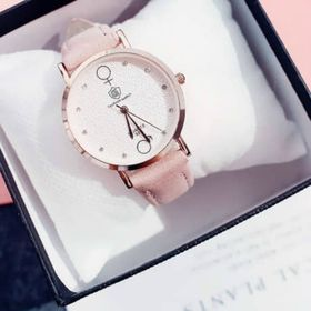 Đồng hồ nữ dây da thời trang Hàn Quốc giá sỉ