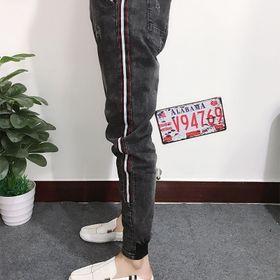 quần bó nam ống bó QUẦN BÒ NAM BÓ SÁT quần jean nam ống bó QUẦN JEANS NAM ỐNG BÓ quần jean nam ống côn giá sỉ