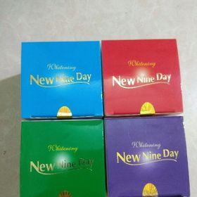 kem ốc sên New Nine Day Ngân Anh loại 8g giá sỉ