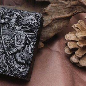 zippo gỗ đàn hương giá sỉ