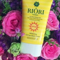 Kem chống nắng RIORI HANA Sun Cream SPF50 giá sỉ