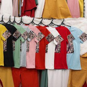 áo thung và áo nhung giá sỉ