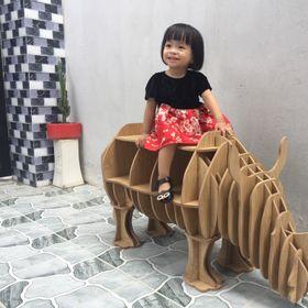 kệ tê giác gỗ giá sỉ