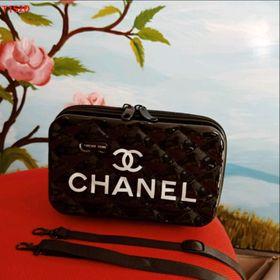 Túi cốp nhựa Chanel mini nhựa bóng giá sỉ