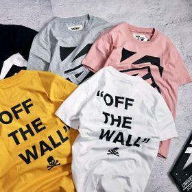🤩 VANZ TSHIRT OFF THE WALL BASIC TEE NEW OPTION giá sỉ