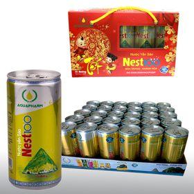 Yến Sào Nest100 Có Đường – Lon 190 ml giá sỉ