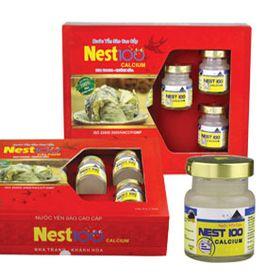 Yến Sào Canxi – Nest100 calcium – Lọ 70 ml giá sỉ