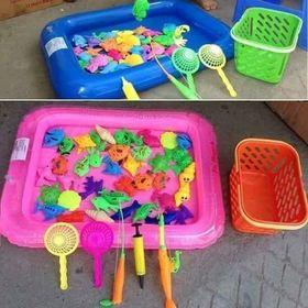 Bộ đồ chơi câu cá cho trẻ e giá sỉ