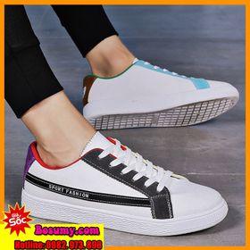 Giày thể thao nam phối màu Style Hàn MS-BBCK1 giá sỉ