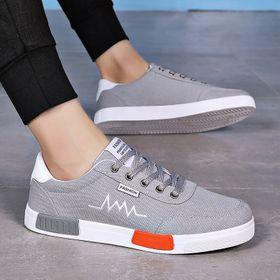 Giày sneaker nam họa tiết nhịp tim phong cách Hàn Quốc MS-BB6636 giá sỉ