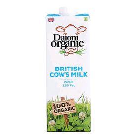 sữa tươi hữu cơ organic Daioni Anh Quốc giá sỉ