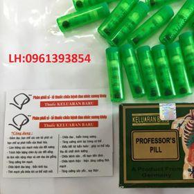 Thuốc đặc trị xương khớp MUJARHABAT PROFESSORS PILL từ Malaysia giá sỉ