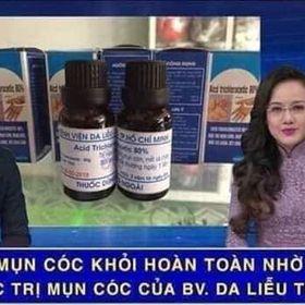 Bỏ Sỉ Thuốc Acid Trichloracetic80 Chữa Mụn Cóc Mụn Cơm Mắt Cá giá sỉ