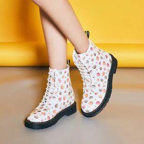 Giày Cao Cổ nữ T1850 giá sỉ