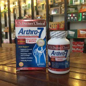 Arthro 7 – Tăng Cường Xương Khớp Từ Mỹ giá sỉ