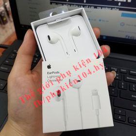 Tai Nghe IPhone 7/8/X zin bóc máy giá sỉ