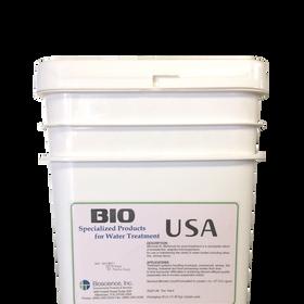 Vi sinh bột bio usa gói tự tan vi sinh xử lý nước xử lý đáy ao nuôi giá sỉ