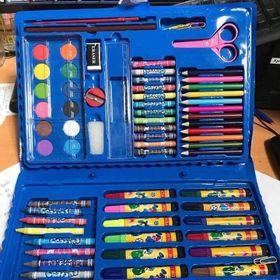 Bộ bút chì màu 150 món giá sỉ