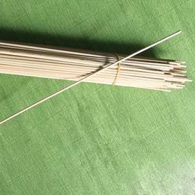 Bộ 100 que gỗ tròn 3 ly dài 54 cm- tăm tre tròn dài làm hand made giá sỉ