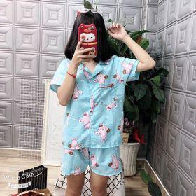 bộ pijama thái giá sỉ