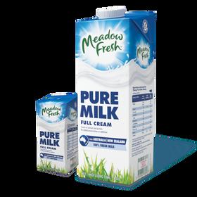 Sữa tiệt trùng nguyên kem meadow fresh giá sỉ