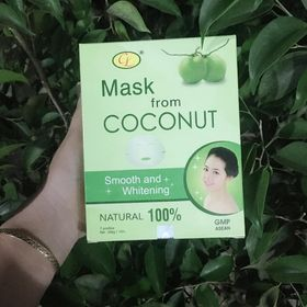 Mặt nạ thạch dừa 100 mặt nạ thạch dừa collagen mặt nạ thạch dừa linh chi giá sỉ