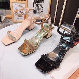 Giày sandal gót giá sỉ