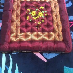 Bộ thảm bệt thảm ghế cục kt 50 x 50 cm bộ 5 tấm giá sỉ