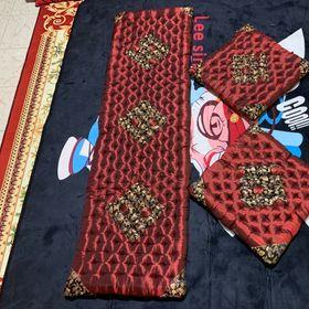 Bộ thảm ghế bệt 2 ngắn 50x50 1 dài 50x170cm giá sỉ