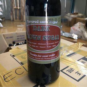 Siro syrup đường đen giá sỉ
