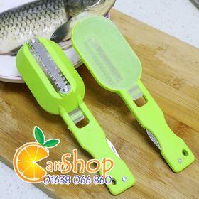Dụng cụ đánh vảy cá có dao mổ giá sỉ