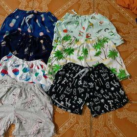 quần thun em bé giá sỉ