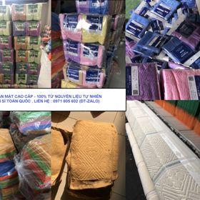 Khăn mặt bông Kiba VN Organic giá sỉ