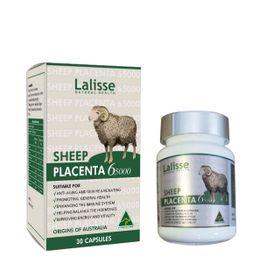 TINH CHẤT HAU THAI CỪU LALISSE SHEEP PLACEN TA 65000 giá sỉ