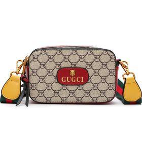 Túi đeo chéo thời trang hai khóa kéo giá sỉ