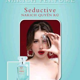 Nước hoa tinh hương Narich giá sỉ