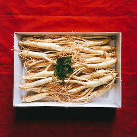Sâm Tươi Hàn Quốc 30-40 Củ 1kg giá sỉ