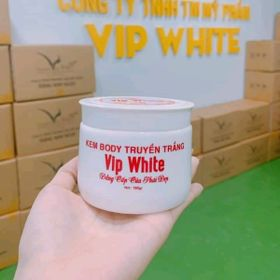 kem body VIP WHITE giá sỉ