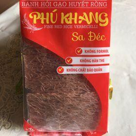 Bánh Hỏi Khô Gạo Lức Phú Khang 300gr giá sỉ