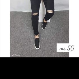 Quần Jeans Đen Trắng Size 34-36 giá sỉ