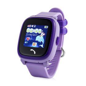 Đồng hồ định vị trẻ em Wonlex Gw400s màu tím giá sỉ