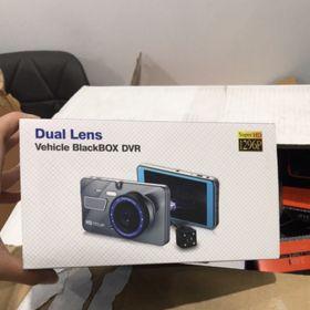 Camera hành trình 4 inch Full HD 1080P 2 ống kính trước và sau giá sỉ