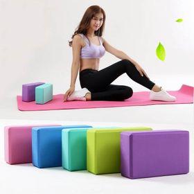 Gạch gối tập yoga PVC đảm bảo giá sỉ
