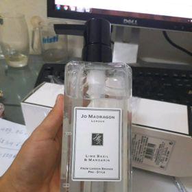 SỮA TẮM NƯỚC HOA JO MADRAGON LONDON giá sỉ
