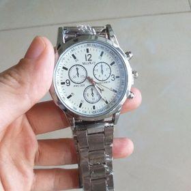 Đồng hồ dây kim loại nam giá sỉ