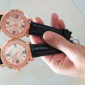 Đồng hồ dây da nữ giá sỉ