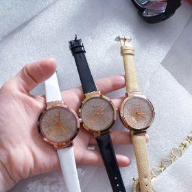 Đồng hồ nữ mặt kim tuyến giá sỉ