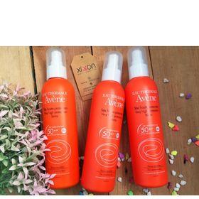 Xịt chống nắng Eau Thermale Avène Very High Protection Spray SPF 50 200ml giá sỉ
