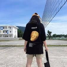 Áo Thun Tay Lỡ Unisex Venus giá sỉ